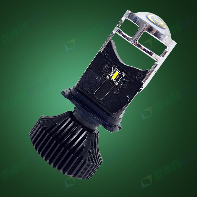 A83/N-H4 迷你透鏡LED汽車燈