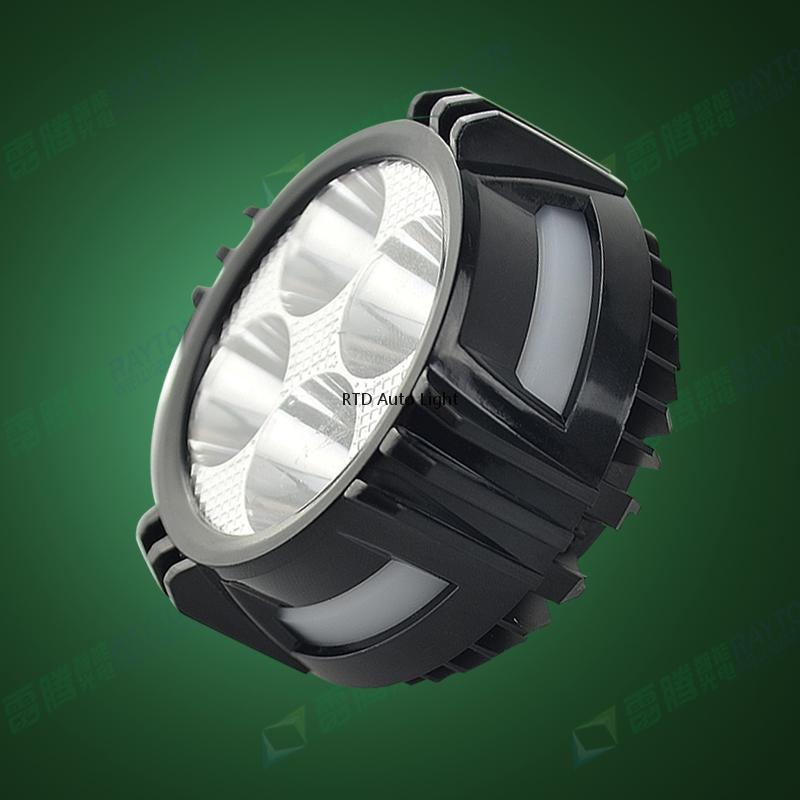 E04B LED摩托车前大灯